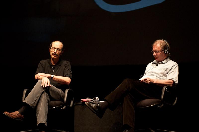 Lehmann e Paulo Arantes